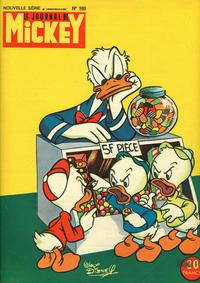 Cover Thumbnail for Le Journal de Mickey (Disney Hachette Presse, 1952 series) #189