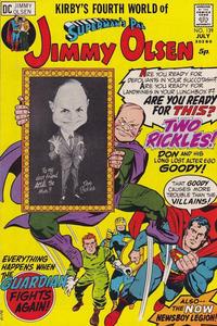 Cover Thumbnail for Superman's Pal, Jimmy Olsen (DC, 1954 series) #139 [5p]