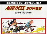 Cover Thumbnail for Bibliothek der grossen Comics (Norbert Hethke Verlag, 1979 series) #[3] - Miracle Jones