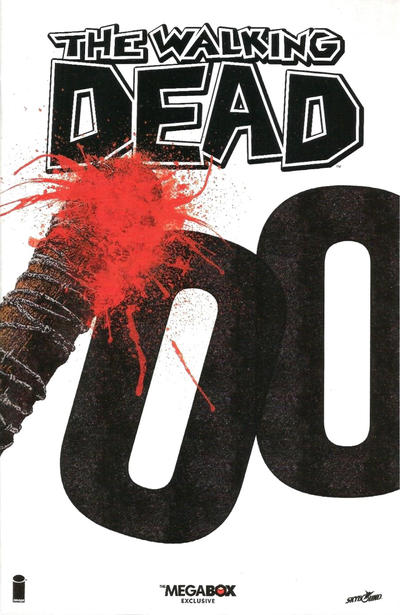 Cover for The Walking Dead (Image, 2003 series) #100 [Chromium Variant]