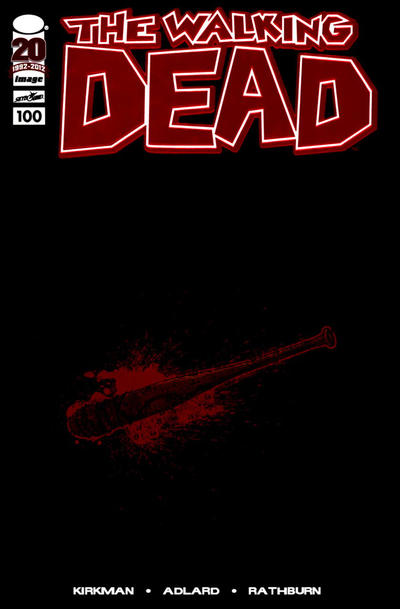 Cover for The Walking Dead (Image, 2003 series) #100 [The Walking Dead Escape - Live the Apocolypse]