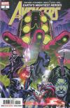 Cover for Avengers (Marvel, 2018 series) #2 (692) [Ed McGuinness]