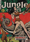 Cover for Jungle Comics (H. John Edwards, 1950 ? series) #17