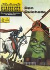 Cover for Illustrierte Klassiker [Classics Illustrated] (Norbert Hethke Verlag, 1991 series) #62 - Don Quichotte