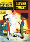 Cover for Illustrierte Klassiker [Classics Illustrated] (Norbert Hethke Verlag, 1991 series) #64 - Oliver Twist