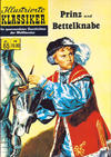 Cover for Illustrierte Klassiker [Classics Illustrated] (Norbert Hethke Verlag, 1991 series) #65 - Prinz und Bettelknabe