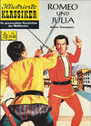 Cover for Illustrierte Klassiker [Classics Illustrated] (Norbert Hethke Verlag, 1991 series) #70 - Romeo und Julia