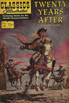 Cover for Classics Illustrated (Gilberton, 1947 series) #41 - Twenty Years After [HRN 167 - Painted Cover]