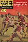 Cover for Classics Illustrated (Gilberton, 1947 series) #45 - Tom Brown's School Days [HRN 167]