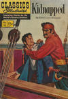 Cover for Classics Illustrated (Gilberton, 1947 series) #46 [HRN 131] - Kidnapped [HRN 140]