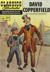 Cover for Classics Illustrated (Gilberton, 1947 series) #48 [HRN 169] - David Copperfield [25¢]