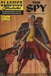 Cover for Classics Illustrated (Gilberton, 1947 series) #51 [HRN 167] - The Spy [Painted Cover]