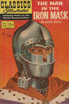 Cover for Classics Illustrated (Gilberton, 1947 series) #54 [HRN 142] - The Man in the Iron Mask [HRN 167]