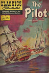 Cover for Classics Illustrated (Gilberton, 1947 series) #70 [HRN 167] - The Pilot
