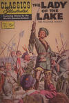 Cover for Classics Illustrated (Gilberton, 1947 series) #75 [HRN 167] - The Lady of the Lake