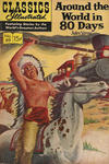 Cover for Classics Illustrated (Gilberton, 1947 series) #69 [HRN 167] - Around the World in 80 Days