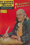 Cover for Classics Illustrated (Gilberton, 1947 series) #65 [HRN 167] - Painted Cover