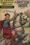 Cover for Classics Illustrated (Gilberton, 1947 series) #67 - The Scottish Chiefs [HRN 167]
