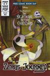 Cover for Disney Tim Burton's the Nightmare before Christmas: Zero's Journey (Tokyopop, 2018 series) #0