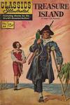 Cover for Classics Illustrated (Gilberton, 1947 series) #64 [O] - Treasure Island [HRN 165]