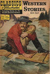 Cover for Classics Illustrated (Gilberton, 1947 series) #62 [HRN 137] - Western Stories [HRN 167 [First Painted Cover]]