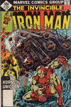 Cover for Iron Man (Marvel, 1968 series) #113 [Whitman]