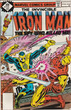 Cover for Iron Man (Marvel, 1968 series) #117 [Whitman]