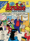 Cover for Archie Comics Digest (Archie, 1973 series) #93 [Direct]