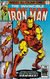 Cover for Iron Man (Marvel, 1968 series) #126 [British Price]