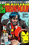 Cover for Iron Man (Marvel, 1968 series) #128 [British Price]