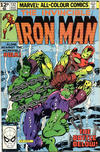 Cover for Iron Man (Marvel, 1968 series) #132 [British Price]