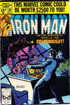 Cover for Iron Man (Marvel, 1968 series) #138 [British]