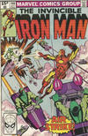 Cover for Iron Man (Marvel, 1968 series) #140 [British]