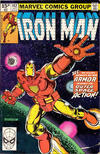 Cover for Iron Man (Marvel, 1968 series) #142 [British]