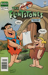 Cover for The Flintstones (Archie, 1995 series) #5 [Newsstand]