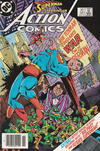 Cover Thumbnail for Action Comics (1938 series) #561 [Canadian]