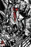 Cover Thumbnail for Venom (2017 series) #150 [ComicXposure Exclusive - Mike Perkins Black and White]