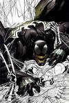 Cover Thumbnail for Venom (2017 series) #150 [Comic Mint Exclusive Gerardo Sandoval Virgin Art]