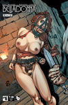 Cover Thumbnail for Belladonna: Fire and Fury (2017 series) #6 [Bondage Nude Cover]