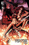 Cover Thumbnail for Belladonna: Fire and Fury (2017 series) #6 [Infernal Adult Cover]
