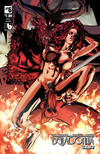 Cover Thumbnail for Belladonna: Fire and Fury (2017 series) #6 [Infernal Fiery Adult Cover]