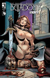 Cover Thumbnail for Belladonna: Fire and Fury (2017 series) #6 [Viking Vixen Adult Cover]