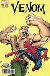 Cover for Venom (Marvel, 2017 series) #153 [Tom Raney Marvel vs Capcom Cover]