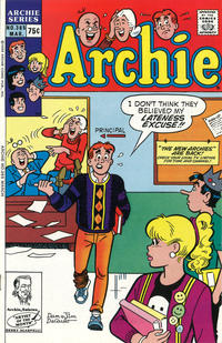 Cover Thumbnail for Archie (Archie, 1959 series) #365 [Direct]