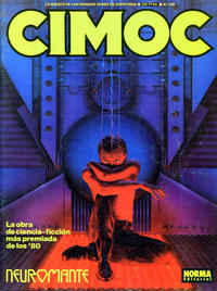 Cover Thumbnail for Cimoc (NORMA Editorial, 1981 series) #105