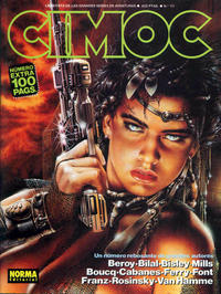 Cover Thumbnail for Cimoc (NORMA Editorial, 1981 series) #111