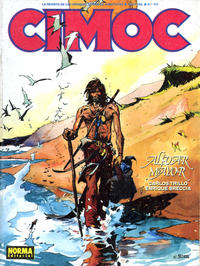 Cover Thumbnail for Cimoc (NORMA Editorial, 1981 series) #112