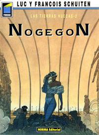 Cover Thumbnail for Pandora (NORMA Editorial, 1989 series) #17 - Las tierras huecas 2. NogegoN