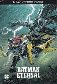 Cover Thumbnail for DC Comics - The Legend of Batman Special (Eaglemoss Publications, 2018 series) #1 - Batman Eternal Part 1