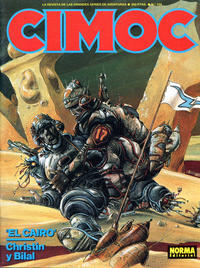 Cover Thumbnail for Cimoc (NORMA Editorial, 1981 series) #104